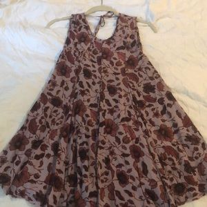 ECOTE swing dress/tunic